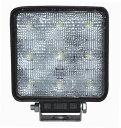 LEDヘッドライト(作業灯)12-24Vマルチ電源 27W