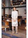 【2_ジャンパースカート】PROPORTION BODY DRESSING レディース ワンピース プロポーションボディドレッシング