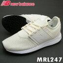 ニューバランス スニーカー MRL247 ベージュ AW 靴...