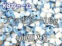 昆虫ゼリー KBファーム製プロゼリー 16g1袋(100個入り)「あす楽対応」