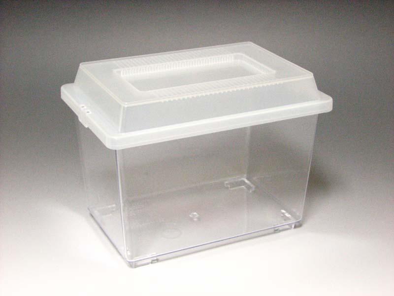 コバエ抑制飼育容器小【小ケース】【飼育ケース】の商品画像