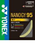 [楽天市場] YONEX (ヨネックス) バドミントン・ストリングスナノジー95 NANOGY95 NBG95