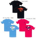 YONEX (Yonex) BWF world championship 2011 commemorative lady's dry T-shirt YOB11189