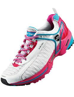 Rakuten market YONEX (Yonex) running shoes power cushion 02 women's SHR02L40% off