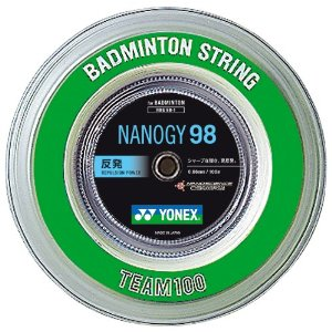 Badminton YONEX (Yonex) and string ナノジー 98 100 m rolls NBG98-1 30% off fs3gm