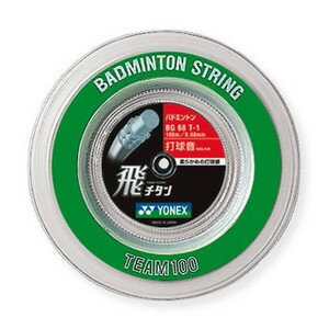Rakuten market YONEX (Yonex) Badminton-string fly titanium 100 m rolls BG68T-1 30% off P06Dec14
