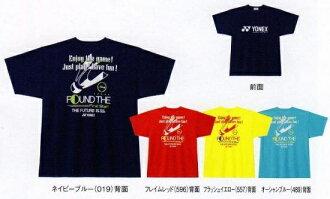 [낙천] YONEX (요 넥 스) 2013 년 봄 신작 제한 UNI (유 니) 드라이 티셔츠 16182Y