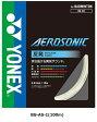 [楽天市場] YONEX (ヨネックス) バドミントン・ストリングスエアロソニック AEROSONIC 100m