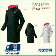 [楽天市場] YONEX ヨネックス レディース用ハーフコート数量限定 +3度のヒートカプセル 98041