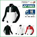 YONEX ヨネックス ユニ 裏地付きウィンドウォーマーシャツ(フィットスタイル) 70050 テニス バドミントン ウィンドブレーカー 男女兼用