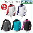 YONEX (ヨネックス) ユニ 裏地付きウィンドウォーマーシャツ 70044テニス バドミントン ウィンドブレーカー 男女兼用