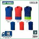 [楽天市場]YONEX ヨネックス リーチョンウェイ モデル数量限定 ユニ ノースリーブシャツ 10003LCW