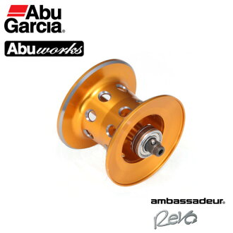 ( ABUGARCIA ) Abu Garcia Revo elite power crank for 14 lb-100 m spool