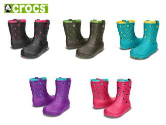卡駱馳 (crocs) 鞋時鐘帶通風靴子婦女