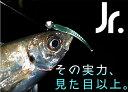 サーティーフォー(34 THIRTY FOUR) ジュニア jr 1.3インチ 【メール便OK】【アジ・メバル】【02P30May15】