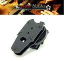 【大野ゆうきさんも愛用!】【送料無料!】TriaD×Nemoto Knives2507 ロト ホルスター【Tek-Lokシステム】角度範囲 180度 7段階