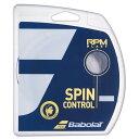 『新パッケージ』BabolaT(バボラ)「RPM Blast(RPMブラスト)120/125/130/135 BA241101」硬式テニスストリング(ガット)