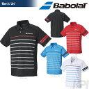 「2017新製品」バボラ(Babolat)「Unisex ショートスリーブシャツ BAB-1764」テニスウェア「2017FW」