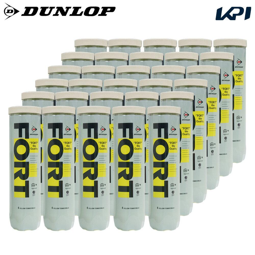 【ボールキャンペーン】DUNLOP(ダンロップ)「FORT(フォート)[4個入]1箱(30…...:prospo:10018482