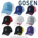 「あす楽対応」ゴーセン GOSEN テニスキャップ・バイザー ALL JAPAN オールジャパンキ