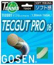 GOSEN(ゴーセン)「テックガットプロ16」ts604硬式テニスストリング(ガット)【prospo】[ポスト投函便対応]