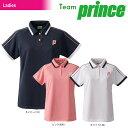 プリンス Prince テニスウェア レディース ゲームシャツ TML164T 2018SS