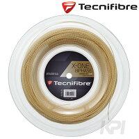 Tecnifibre(テクニファイバー)「X-ONE BIPHASE 1.30mm(エックスワン バイフェイズ) 200mロール TFR902」硬式テニスストリング(ガット)の画像