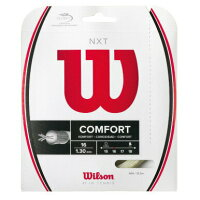 Wilson(ウイルソン)「NXT 16 WRZ942700」硬式テニスストリング(ガット)[ネコポス可]の画像