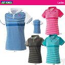 『即日出荷』YONEX(ヨネックス)「WOMEN ウィメンズシャツ(スリムロングフィットタイプ) 20243」レディースウェア「あす楽対応」【prospo】