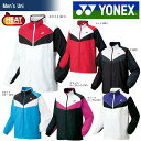運動服飾 - YONEX(ヨネックス)「Uni 裏地付ウィンドウォーマーシャツ(フルモーション3D) 70049」ウェア「FW」