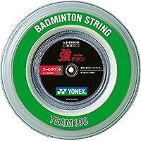 YONEX(ヨネックス)「強チタン 100mロール BG65T-1」バドミントンストリング(ガット)【KPI】の画像