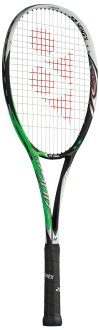 "Yonex fair ""2014 new products ' new design YONEX (Yonex) ' i-NEXTAGE V 70 (ink stage 70 V) black x green INX70V ' tennis racquet"
