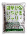 【代引不可】【メーカー直送】雑草がいやがるジャリ(1袋/約12kg)(宅配便)
