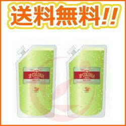 【送料無料】JPコロニア スキンジェルEX 1000g(業務・詰替用)×2本セット