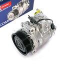 純正OEM DENSO製 BMW Xモデル X1/E84 ACコンプレッサー /エアコンコンプレッサー 64529122618 xDrive25i【あす楽対応】