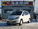 フィット A Fパッケージ 4WD CVT オーディオ付(ホンダ)【中古】
