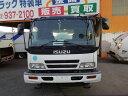 エルフトラック 2t 冷蔵冷凍車 全低床 横ドア付(いすゞ)【中古】