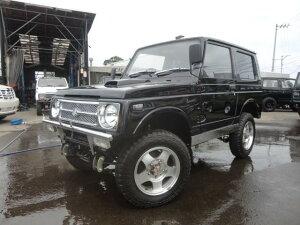 ジムニー ☆人気のブラックメッキ リフトUP 4WD ターボ