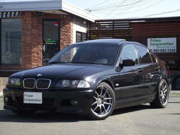 BMW 325iM公認改ピロ車高調E46M3用S54Egゲトラグ6速(BMW)【評価書付】【中古】