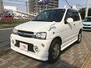 テリオスキッド カスタムL 4WD 5速(ダイハツ)【中古】