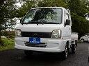サンバートラック SDX 4WD パワステアリング エアコン付き 5速MT(スバル)【中古】
