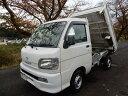 ハイゼットトラック ローダンプ 4WD ス−パ−デフロック A/C P/S(ダイハツ)【中古】