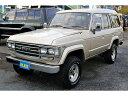ランドクルーザー60 4.0 VX ハイルーフ 4WD(トヨタ)【評価書付】【中古】