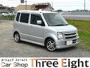 ワゴンR リミテッド ユーザー買取車 ETC ドラレコ スマートキー(スズキ)【評価書付】【中古】
