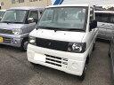 ミニキャブトラック エアコン 5速MT 軽トラック 2名乗り ホワイト(三菱)【中古】