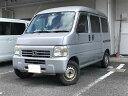 アクティバン SDX AC AT 軽バン 両側スライドドア 4名乗り(ホンダ)【中古】