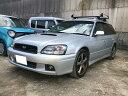 レガシィツーリングワゴン GT−BリミテッドII 4WD ナビ Bカメラ ETC AW(スバル)【中古】