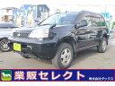エクストレイル X 4WD ETC 社外アルミ(日産)【評価書付】【中古】