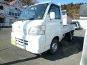 ハイゼットトラック スペシャル 4WD 5速マニュアル ラジオ 軽トラ(ダイハツ)【評価書付】【中古】