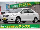 ベルタ 1.3X 2WD 1オーナー キーレス 社外アルミホイール(トヨタ)【評価書付】【中古】